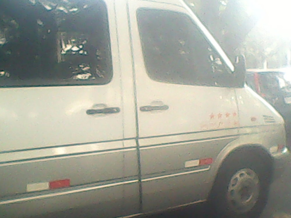 vans p/transportes